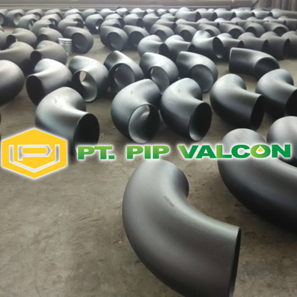 Jual Elbow Carbon Steel ASTM A234 WPB