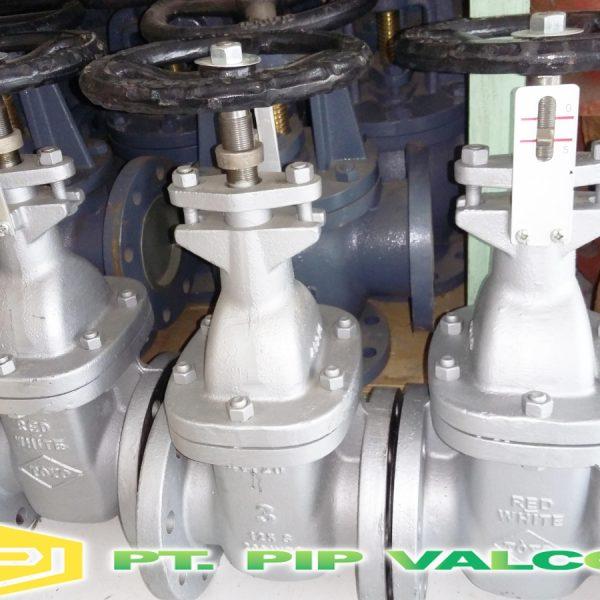Jual Gate Valve Stainless Steel PN16