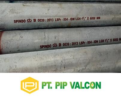 Jual pipa welded spindo harga murah berkualitas