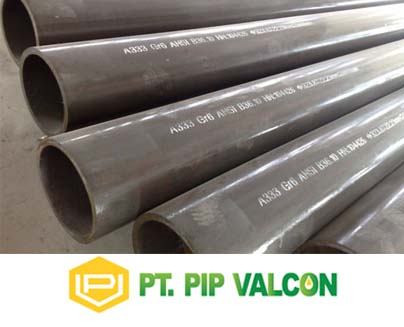 jual pipa alloy steel a333