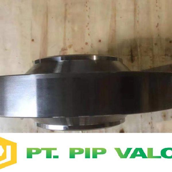Anchor flange tampak samping | PT Pip Valcon