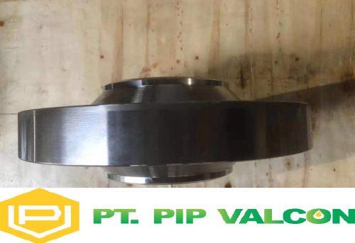 Anchor flange tampak samping   PT Pip Valcon